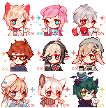 icon batch 2 by cmmn