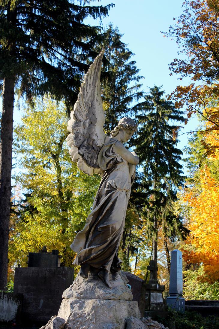 Angel by Elkinei