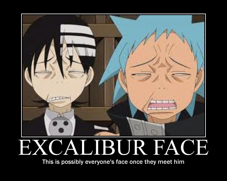 blackstar and death the kid meet excalibur hotel