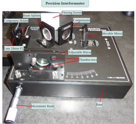 Interferometer - Labeled parts (1 of 3) by lollylopmr
