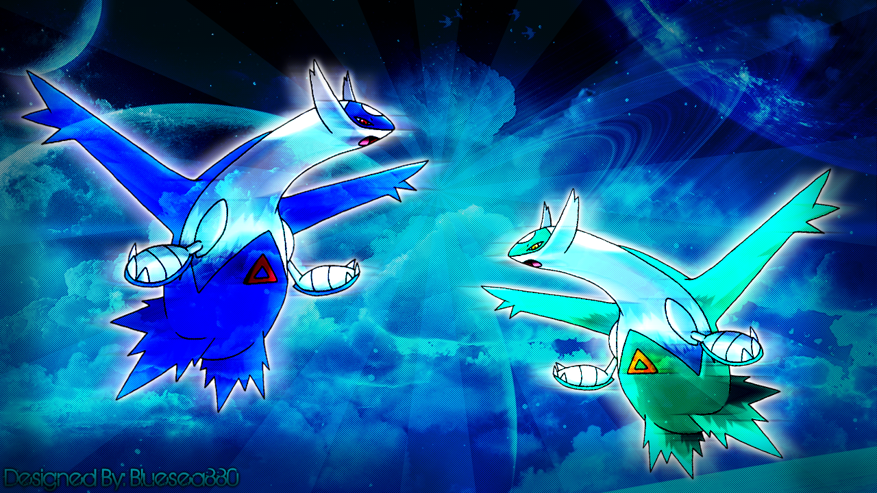 Latios Wallpaper by Bl...