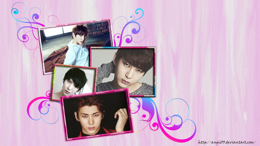 VIXX LEO WALLPAPER By Angii33