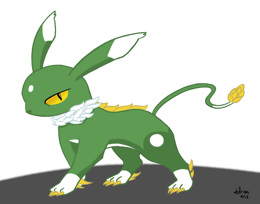 Pokemon Dragon Type Eevee | www.imgkid.com - The Image Kid ...