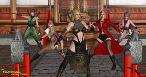 The Tsukikage Ninja Clan