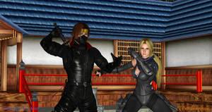 Rehab X Ninja Helena