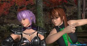 Mugen Tenshin sisters