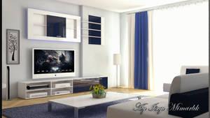 Living room interrior design