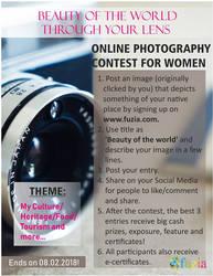 Fuzia photography contest