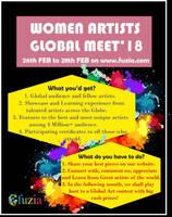 Women artists global meet 2018