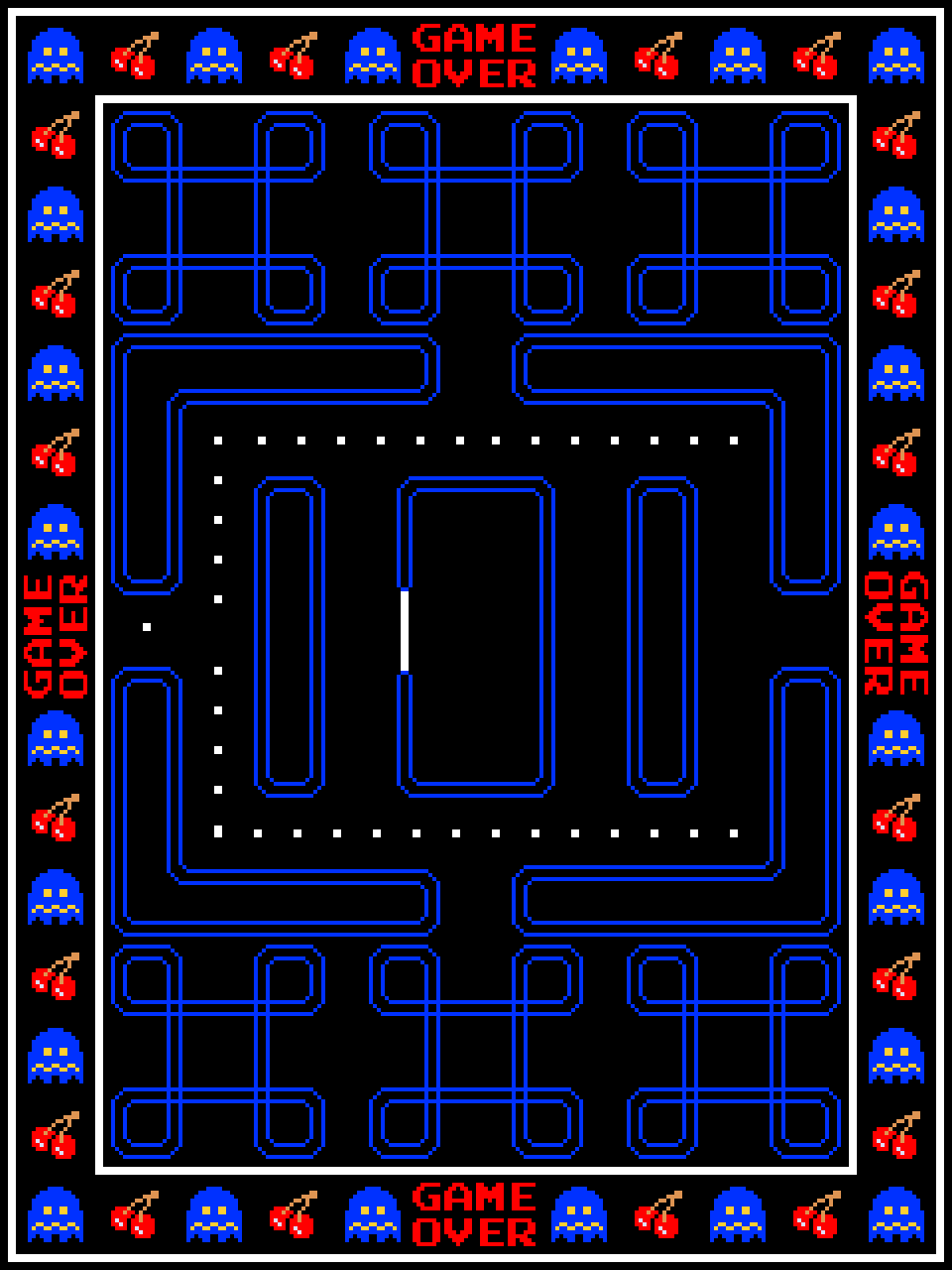 Pacman Carpet Rug Design By Viper9x On Deviantart