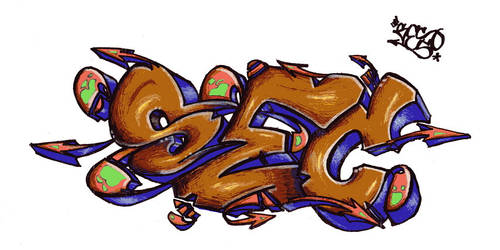 SEC - Wildstyle -COLORED-