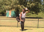Request- A Taijiquan pose by tntjperic