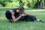 Snake Pose 2