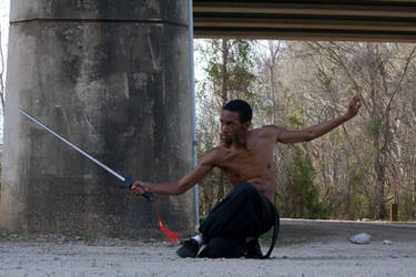 Taichi Sword Dance by tntjperic