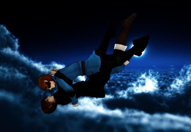 Falling from Cloud 9 by redpanda1313