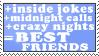 Best friends stamp by FreckledAndFearless