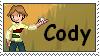 Cody- 1 by AquaQueen27