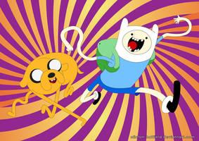 Adventure Time by Clinton-Hatfield