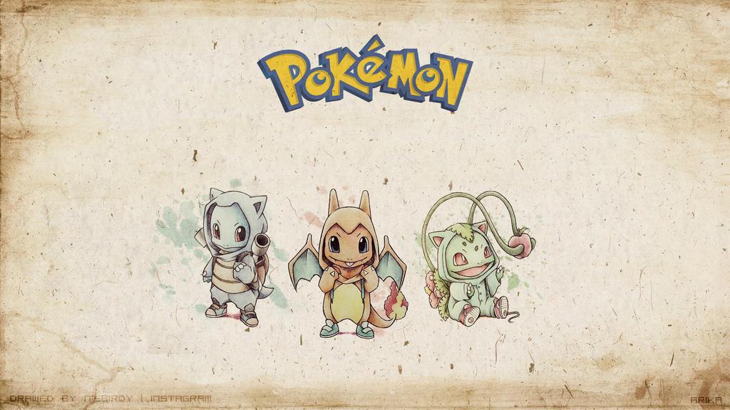 pokemon wallpaper by arikalp on deviantart