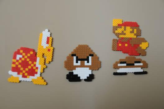 Misc. Mario Beadsprites