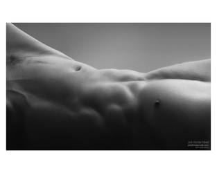 Male Erotica, Self Portrait by joshhumblemodel