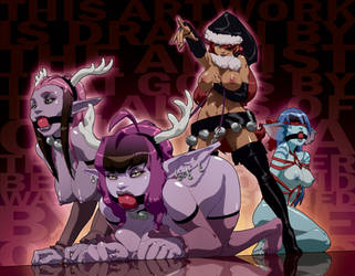the XXX-mas Gifts by theCHAMBA