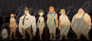 Sheet of Characters