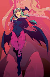 Daughter of Belial by theCHAMBA