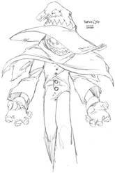 sketch-for-NerinokuKai by theCHAMBA