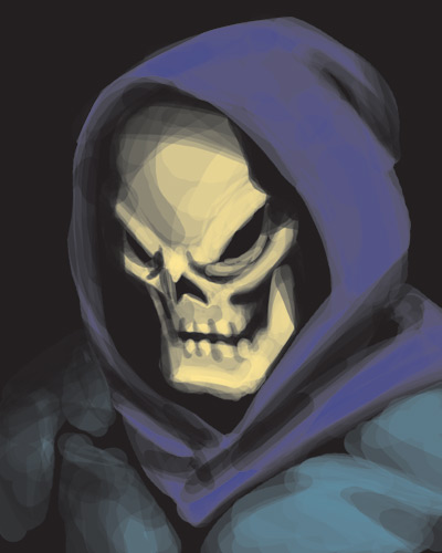 10 minutes with skeletor? by theCHAMBA