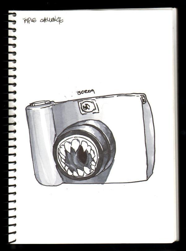 Not a Digital Camera by theCHAMBA