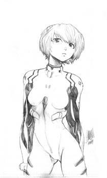 SDCC 11x17 Commish - Rei