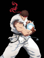 RYU minus background by theCHAMBA