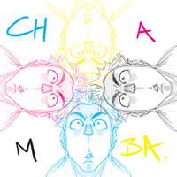 CMYK skratch by theCHAMBA