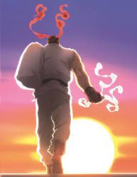 Ryu - b by theCHAMBA