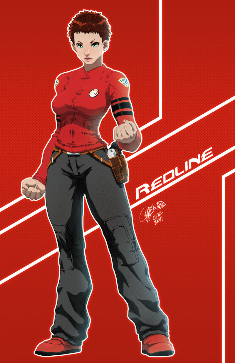to the Redline by theCHAMBA