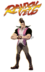 Street Fighter Raimundo by theCHAMBA