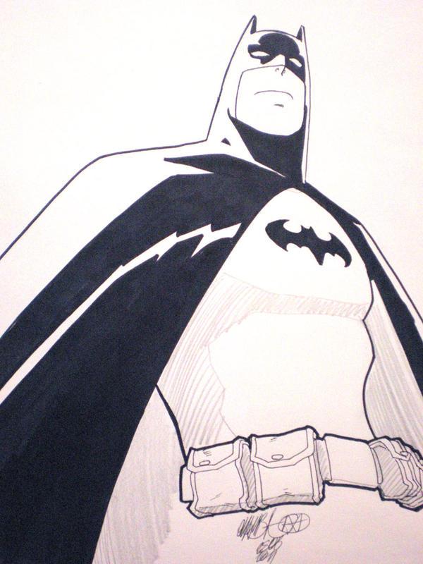 suPERTHnova - Batman by theCHAMBA
