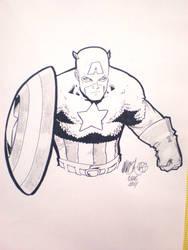 suPERTHnova - Captain America