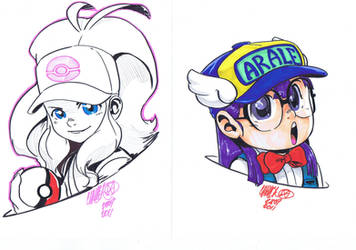 Pre-Otakon-Examples-BUSTS by theCHAMBA