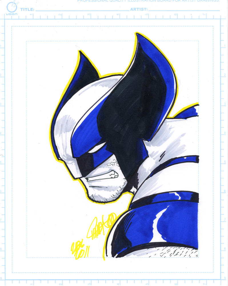 PAX-DAY1-Scan-Wolverine by theCHAMBA