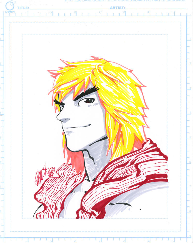 PAX-DAY1-Scan-Ken by theCHAMBA