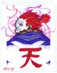 PAX-DAY2-Scan-AKUMA by theCHAMBA