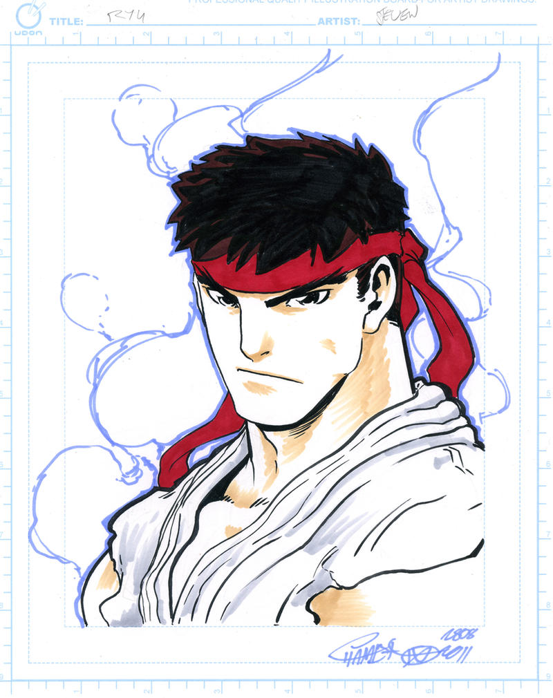 PAX-DAY2-Scan-Ryu by theCHAMBA