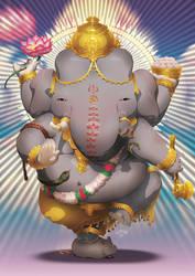 Ganesha by theCHAMBA