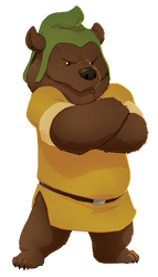 He's Gruffi by theCHAMBA