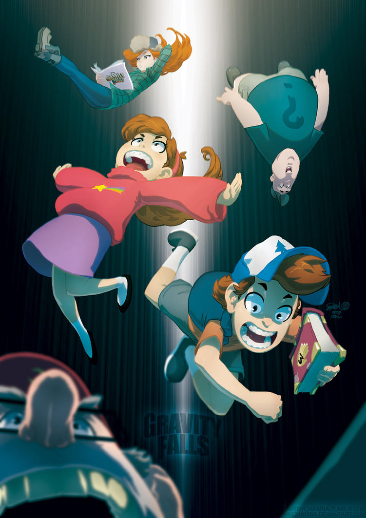 gravity falls and - photo #29