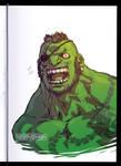 Pirate Hulk