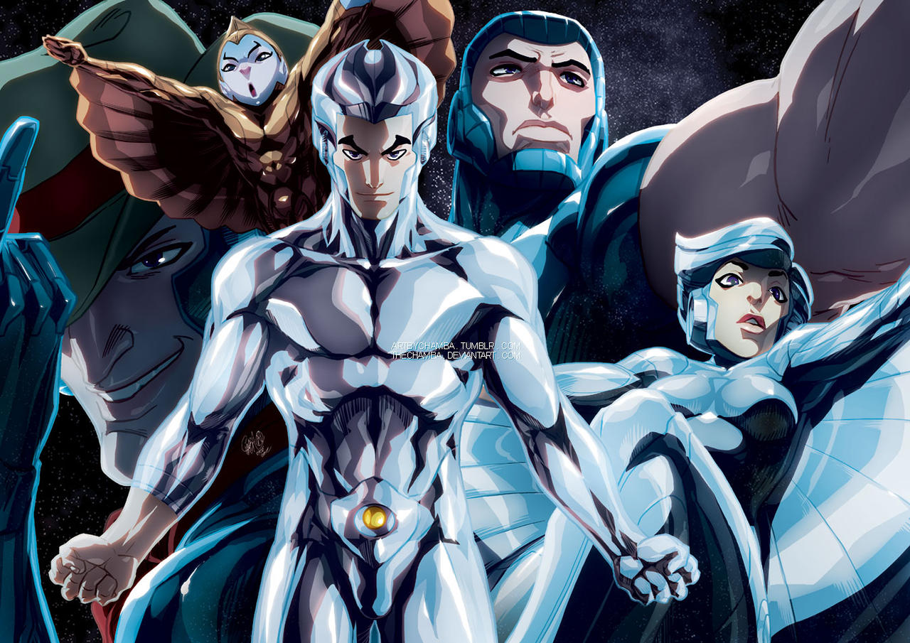 silverhawks by thechamba on deviantart