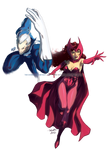 Scarlet Silver Collab